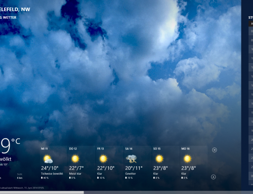 Tipp der Woche: Screenshots in Windows 8