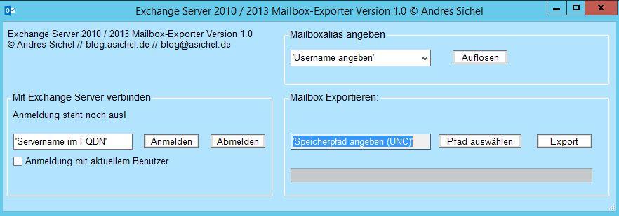 Mailbox-Exporter