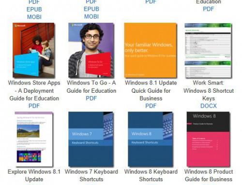 Riesige auswahl an Microsoft eBooks- Gratis!!! Exchange, Lync, Sharepoint uvm.