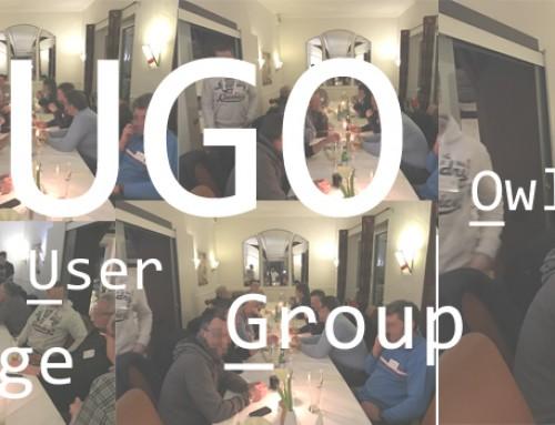 EUGO – Das zweite Treffen hat stattgefunden!