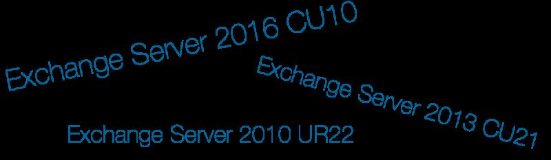 Updates für Exchange 2010 – 2016 / Juni 2018 - Andi's iT Blog