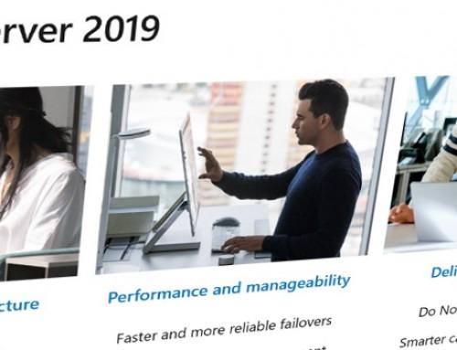 Exchange Server 2019 verfügbar