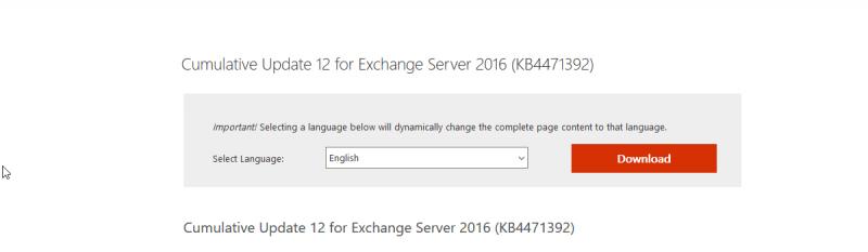 Updates für Exchange 2010 bis 2019 / Februar 2019 - Andi's iT Blog
